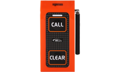 New 3button transmitter-Three call functions (Call, Bill, Clear)